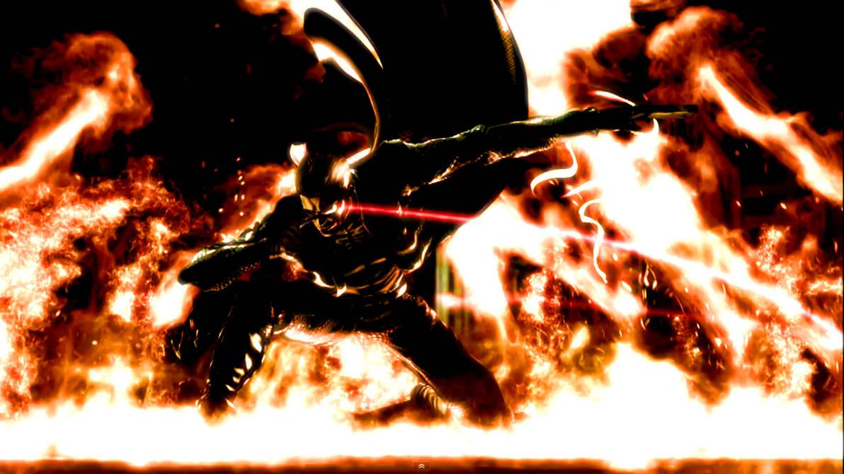 Ultimate Marvel Vs Capcom 3 Wesker Wallpaper By Kingtlv On Deviantart