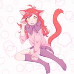 Cutest kitten around by rosexdainty