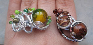 Commission Rings