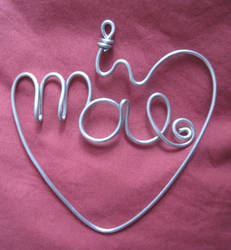 Pendant 'Mae' by Sompy-Stuff