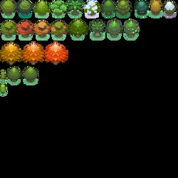 Pokemon Gaia Project Tileset 1