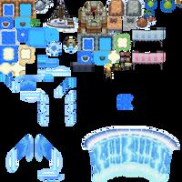 Pokemon Gaia Project Tileset 2 by zetavares852