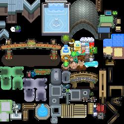 Pokemon Gaia Project Tileset 5