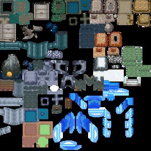 Pokemon Gaia Project Tileset 7