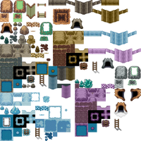 Pokemon Gaia Project Tileset 6 by zetavares852