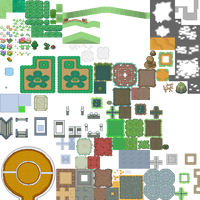 Pokemon Gaia Project Tileset 8 by zetavares852