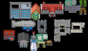 Commerce City tiles by zetavares852