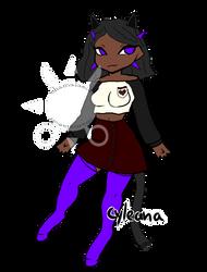 [gleamstic] MYO - Tamara by chamalaeon