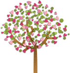 Love-tree PNG