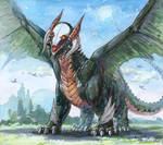 Dragon ___