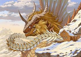 Dragon by Katri-333