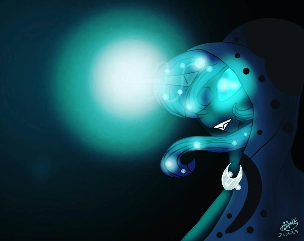 Luna's future by moondaneka