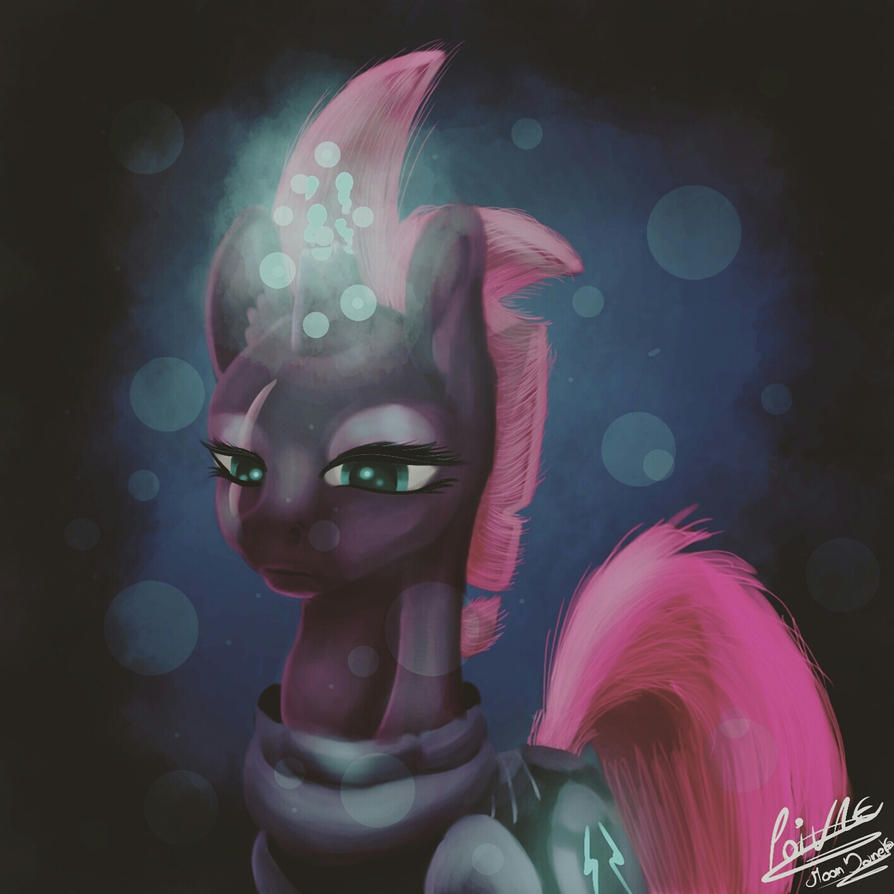 My Little Pony the Movie: Tempest by moondaneka