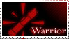 SWTOR: Sith Warrior Stamp by theladyems