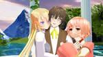 Elluka Kirill and Irina Happy Times by Sakura-Dark-Shooter