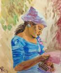 Wc Nigerian Woman