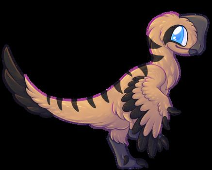 Another Oviraptor!