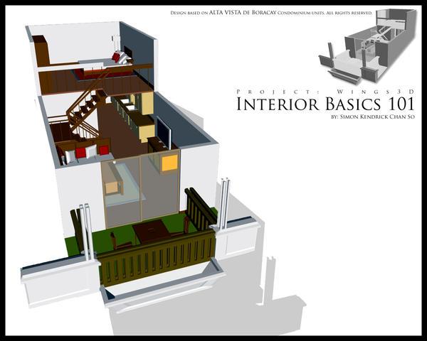 Interior Basics 101 by smokejaguar