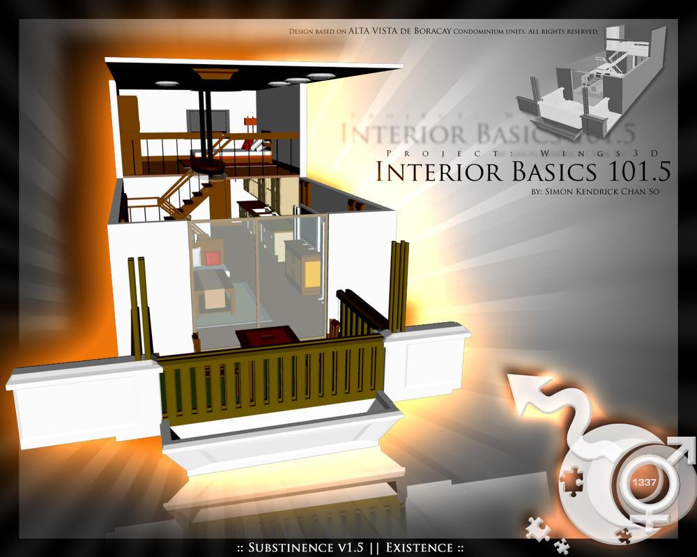 Interior Basics 101.5 by smokejaguar