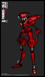 PRIMUS - In Character Design