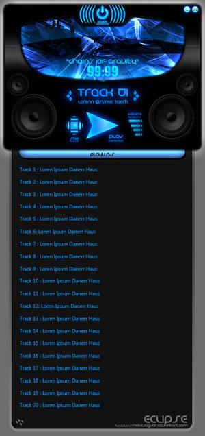 ECLIPSE - Pseudo MP3 Player