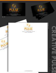 Logo Design - Creative Pulse Studios