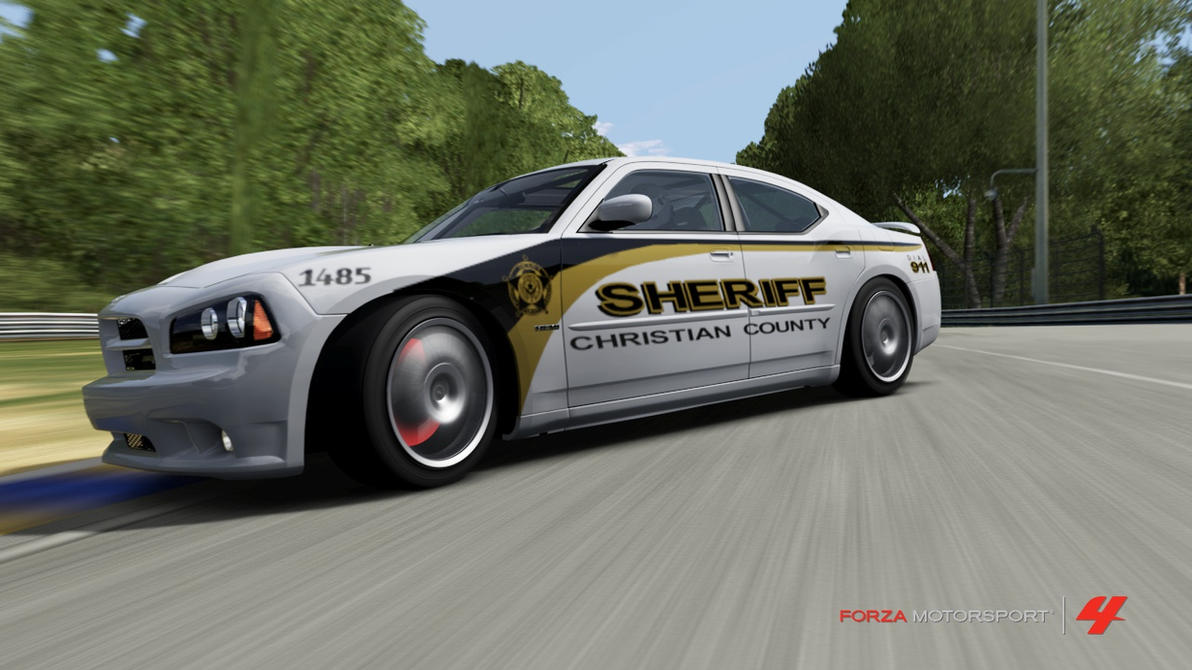 2006 Charger Police Car Fm4 By Ramenwolf1485 On Deviantart