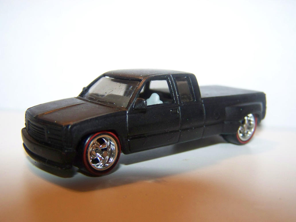 All Chevy chevy c3500 : Custom HotWheels C3500 Chevy Pickup (WIP) by RamenWolf1485 on ...