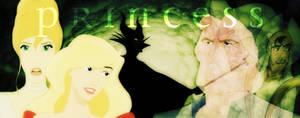 Disney+Non-Disney Crossover: PRINCESS