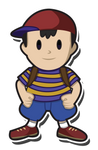 Ness from Earthbound