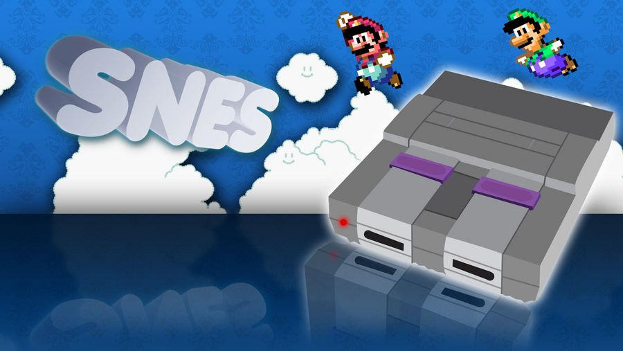 Super Nintendo Wallpaper By Jefuandonattsu On Deviantart