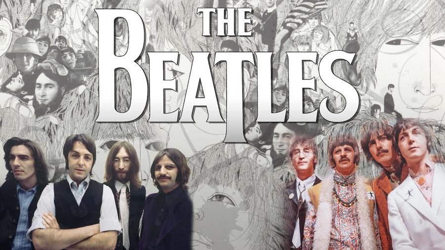 The Beatles Wallpaper Revolver By JefuAndonattsu