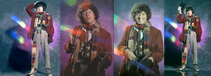 Tom Baker - The Fourth Doctor 1974 to 1981