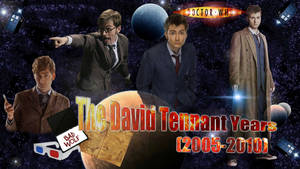 The David Tennant Years