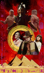 Doctor Who: Pyramids Of Mars by ChroniclesofTimeLord