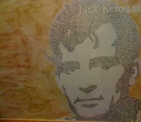 Jack Kerouac - Micrography