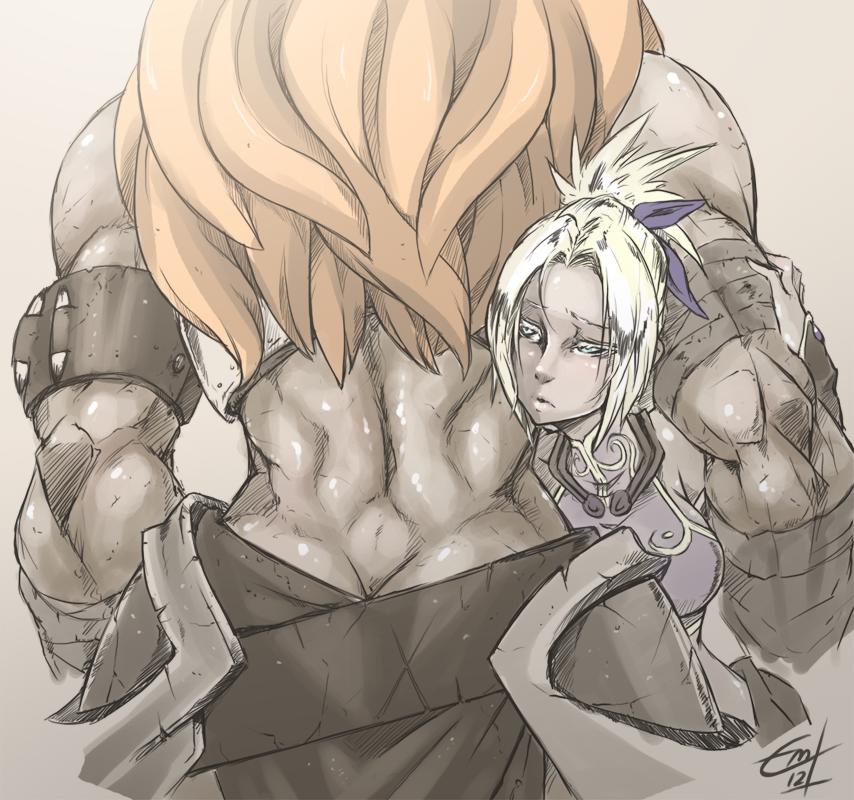 Diablo 3 by Petite-Emi