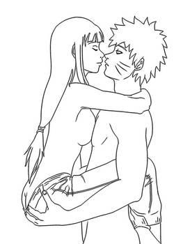 Naruto Hinata lines our moment