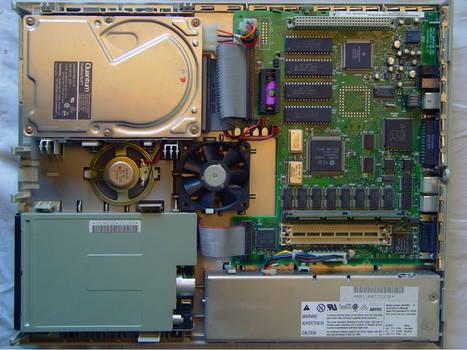 AMD on a Macintosh