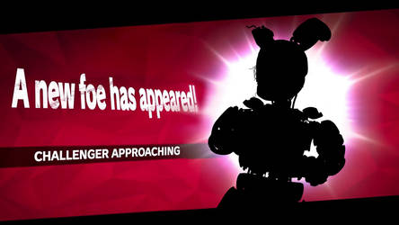 Springtrap joins the Battle (Silhouette Ver.)
