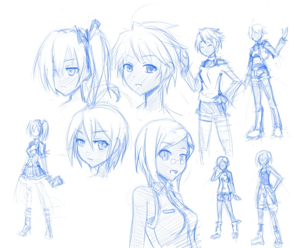 adela strangewroth character sketch