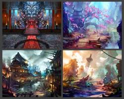 Three Kingdoms by Zudartslee