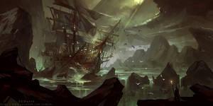 Lost Battleship