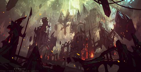 Heaven's War by Zudartslee