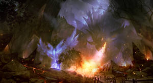 Dragon's counterattack