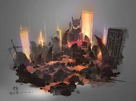 Dragon Crusade by Zudartslee