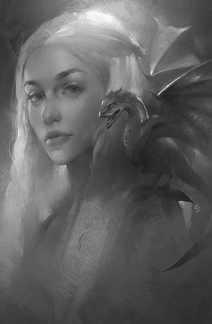 Game of Thrones Photostudy by Zudartslee