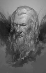 Gandalf copy study
