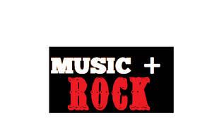 Music+ Rock logo