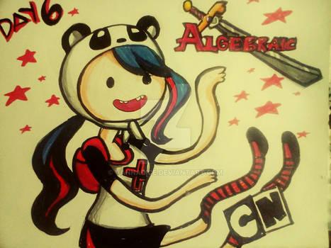 Adventure Time Fanart OC by Vannadice
